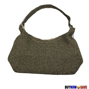 ORVIS Gold Woven Purse